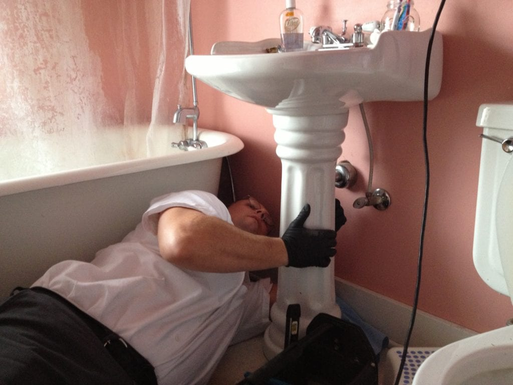 drain cleaning Service in Portland with 3 Mountains Plumbing