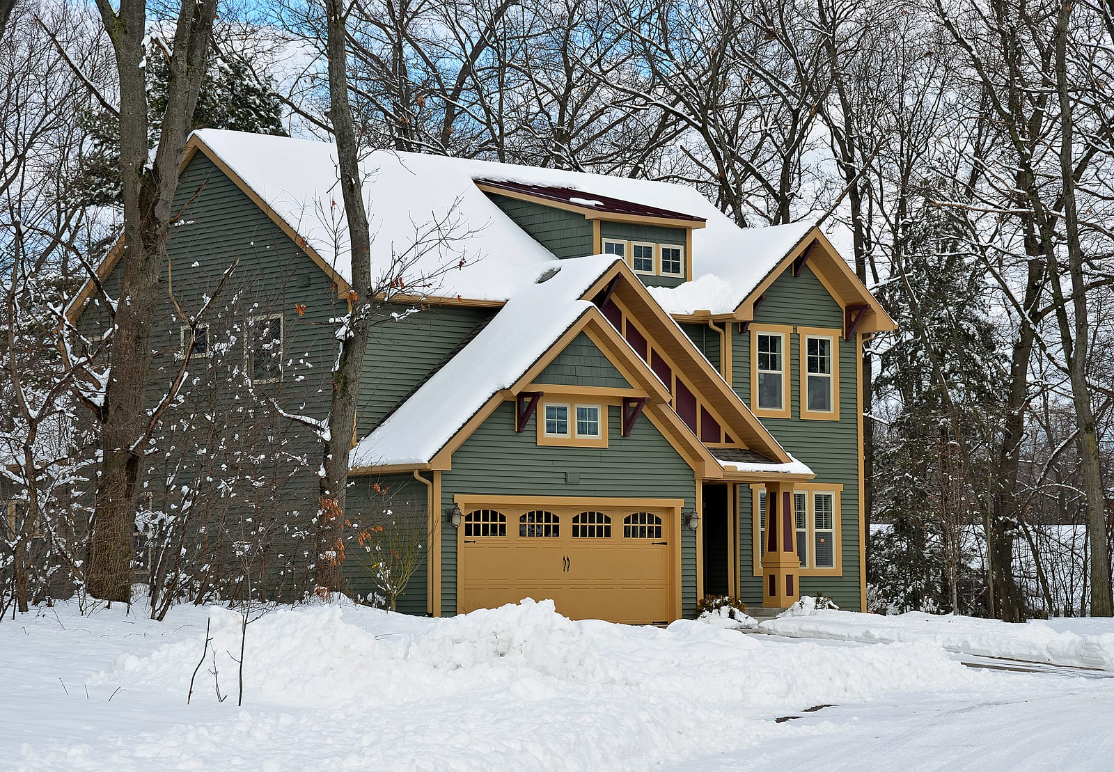 winterize your home in Portland