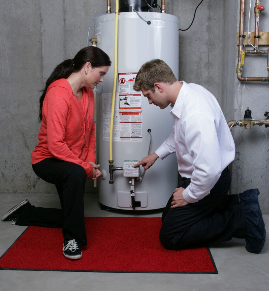water heater in portland