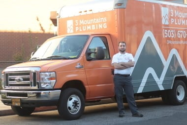 Paul H Career Success Stories - 3 Mountains Plumbing